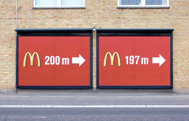 国外创意户外广告设计欣赏