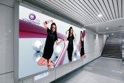 如何让成都地铁广告助你展现个性品牌?