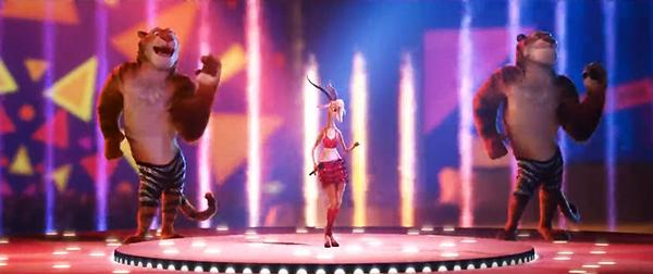 《疯狂动物城》里隐藏的舞美设计