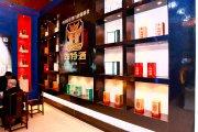 展厅形象墙设计制作的概念及选择