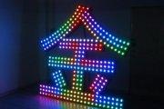 LED外露灯发光字的制作小窍门