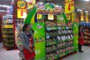 超市促销——米老头KT板创意设计制作