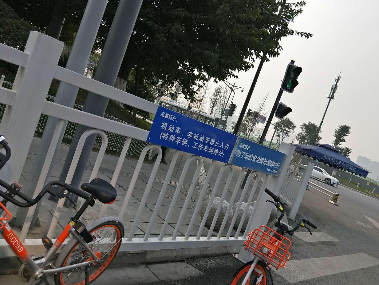 成都火车东站标识牌制作与安装