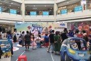 广州智诚玩具万达活动策划执行及场地布置