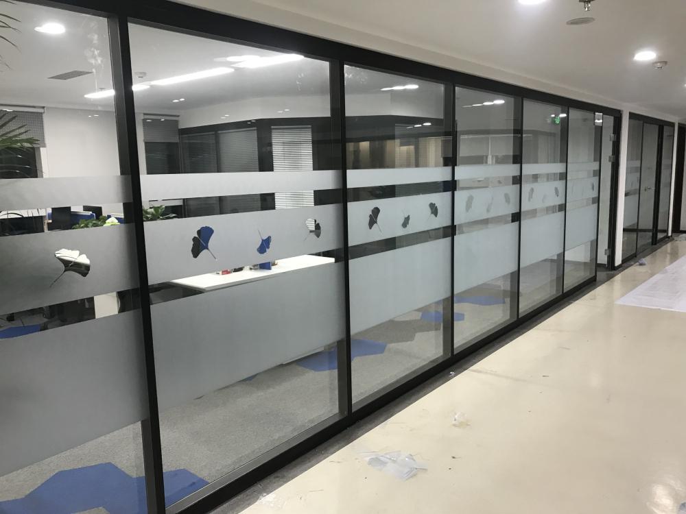 公司形象墙及办公室软装设计制作安装