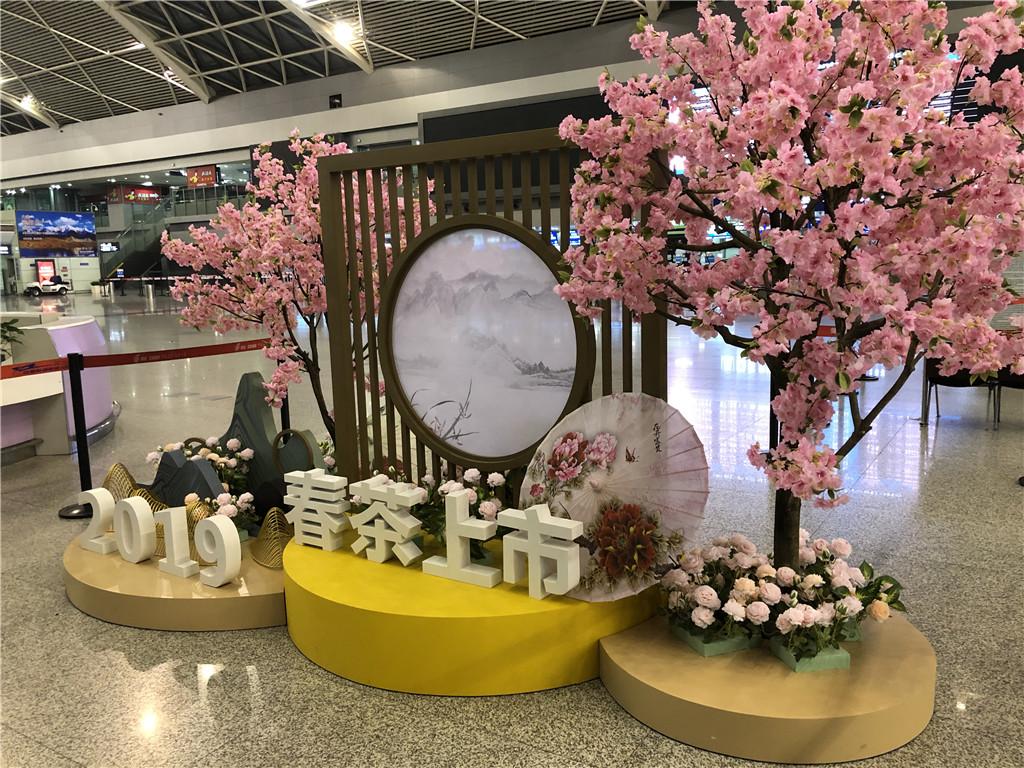 成都机场春茶上市活动策划执行 (11)